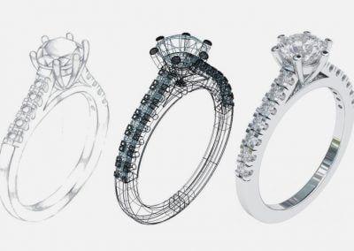 CAD-CAM Jewellery Design