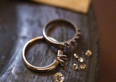 Incassatura Anelli di Fidanzamento