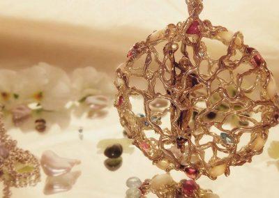 Microscultura a Cera Persa con Ballerina