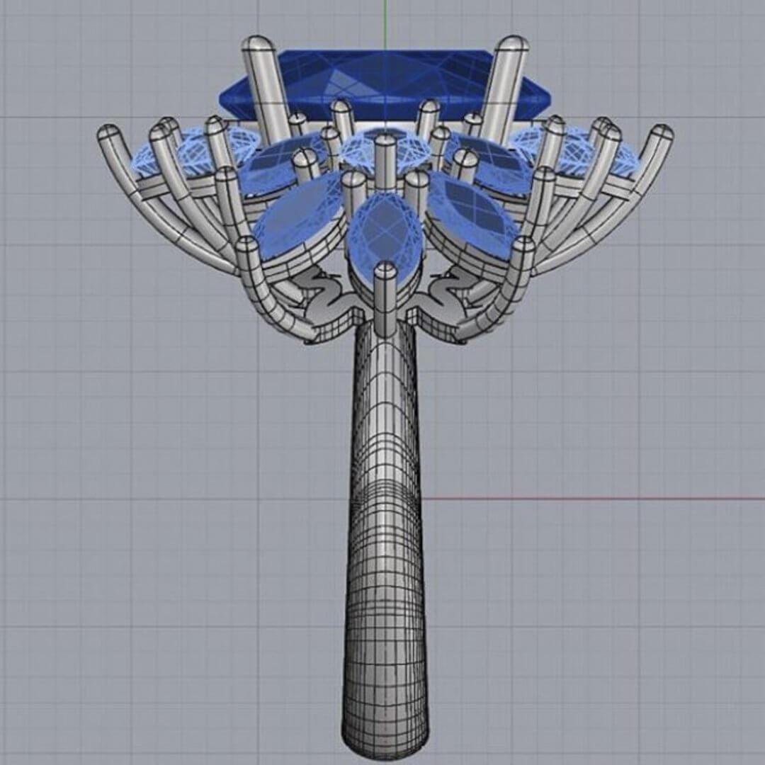 Corso di Design del Gioiello CAD Rhinoceros