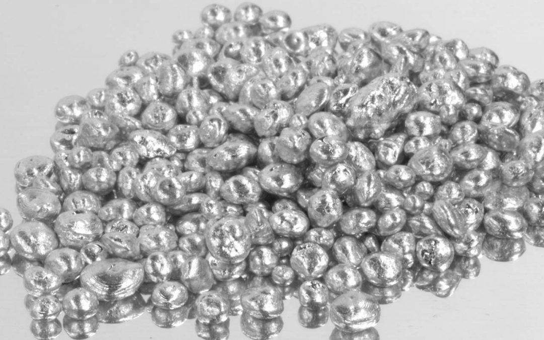 L'argento, come si lega, il titolo o millesimi