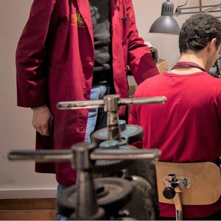 Jewellery School Italy 012